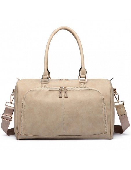 MISS LULU LEATHER LOOK MATERNITY CHANGING SHOULDER BAG