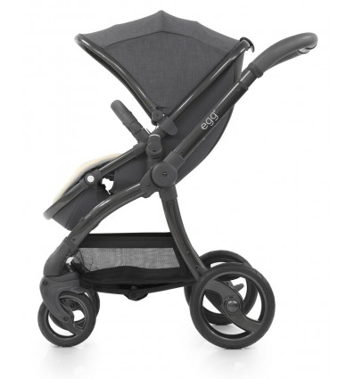 egg® Stroller Quantum Grey & Bag