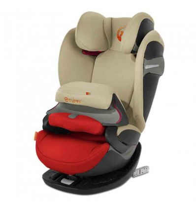 Cybex Pallas S-Fix - Auttumn Gold