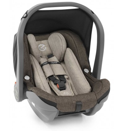 Oyster Carapace Infant Car Seat(i-Size)