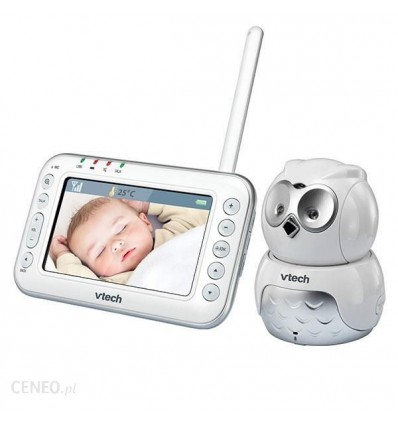 Vtech BM4600 Owl Pan & Tilt Video Baby Monitor