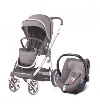 BabyStyle Oyster 3 & CYBEX Aton 5 Pack