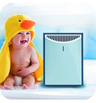 Ionizer - Air Purifier