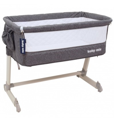 BabyMix Bed Side Cot
