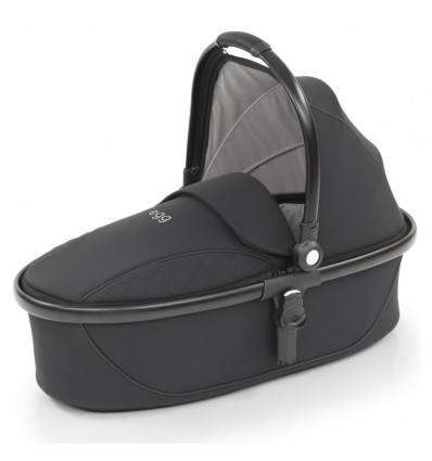 egg® Carrycot Καροτσιού, Just Black 2019 Edition