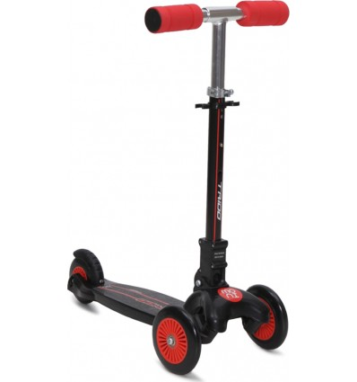 Cangaroo Πατίνι Scooter Τρίτροχο Trido Red