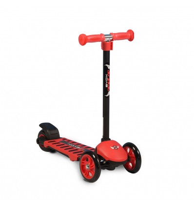 Scooter Tilt Red Byox