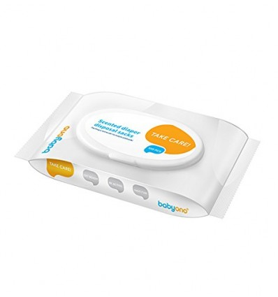 BabyOno Scented Diaper Disposable Nappy Sacks
