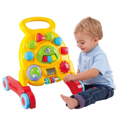 PlayGo Step by Step Activity Walker