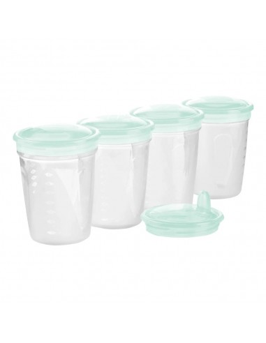 BabyOno Breast milk storage containers