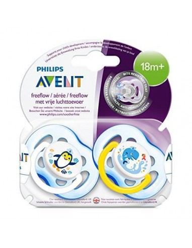 Philips Avent Freeflow Bite Resistant...
