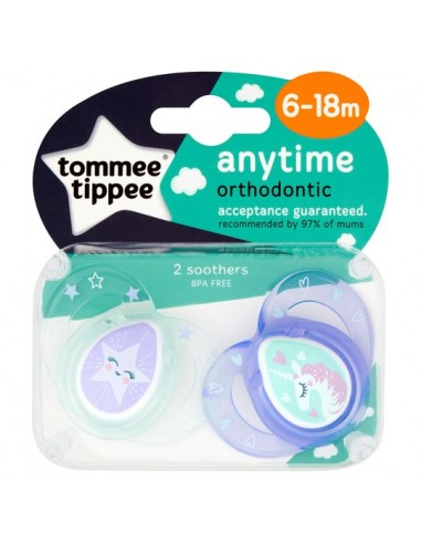 Tommee Tippee Anytime Orthodontic...