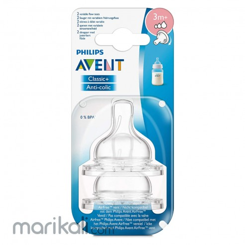 Philips Avent Classic Teats Variable...