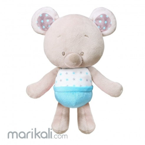 BabyOno Cuddly Toy Tony the Bear - Blue