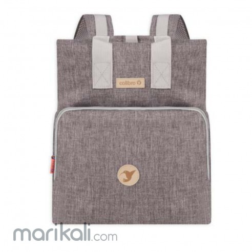 Colibro Backpack Pop Grey