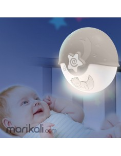 Infantino Soothing Light &...