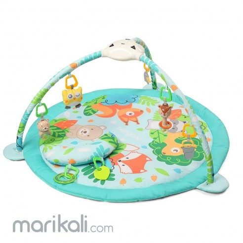 BabyOno Friendly Forest Playmat