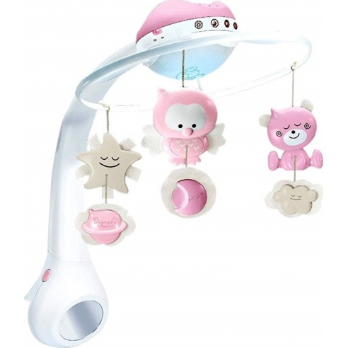Infantino 3 in 1 projector musical...