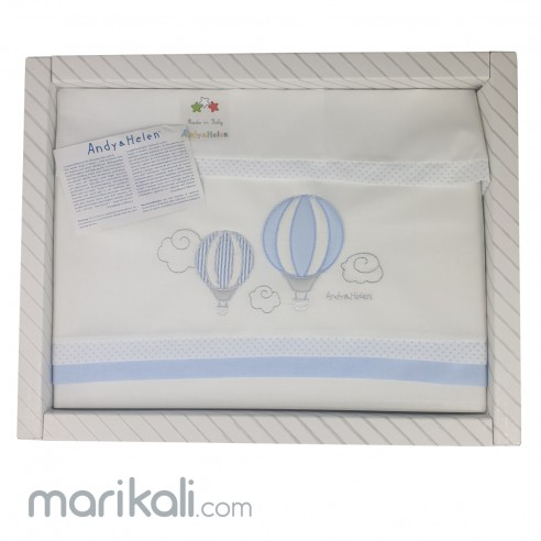 Andy & Helen Small Bed Sheet Set &...
