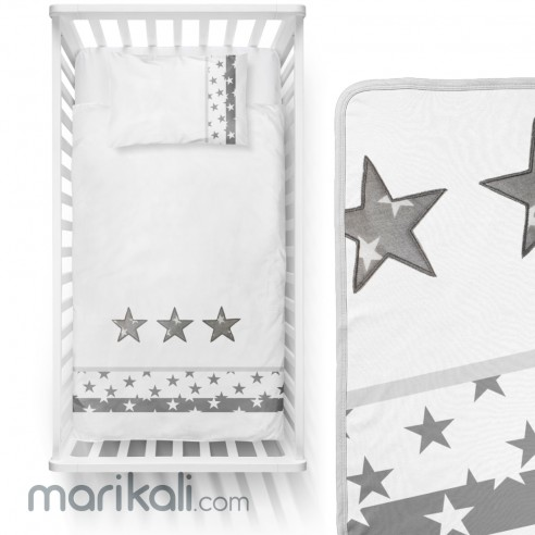 mk Collection Summer Bed Sheets 3pc...