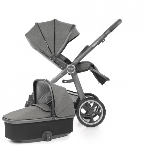 BabyStyle Oyster3 Καρότσι & Carrycot Σετ