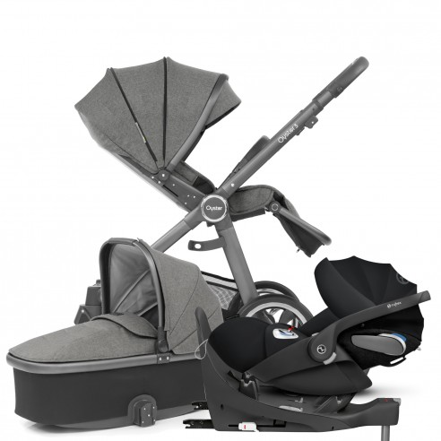 BabyStyle Oyster3 Καρότσι, Cot, CYBEX...