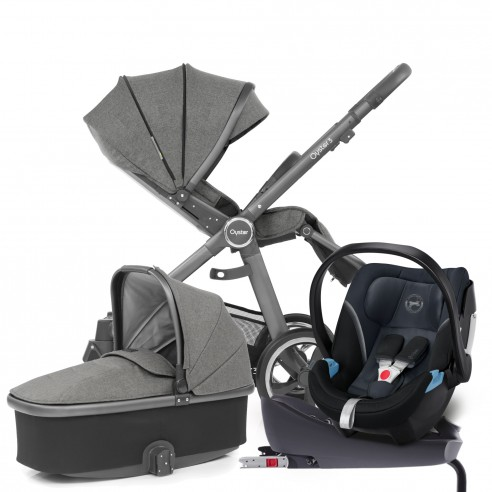 BabyStyle Oyster3 Stroller, Cot,...