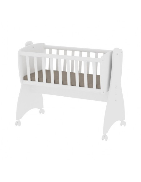 Baby Cot-Swing FIRST DREAMS White
