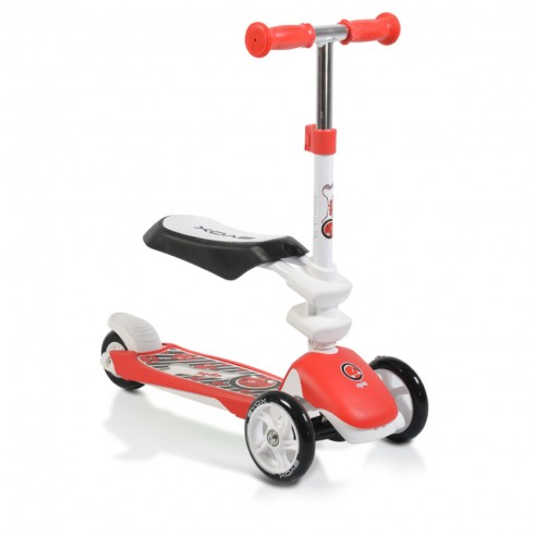 Scooter Epic Red