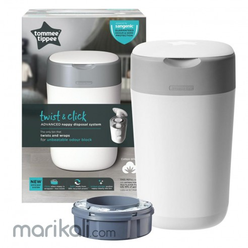 Tommee Tippee Twist & Click Nappy...