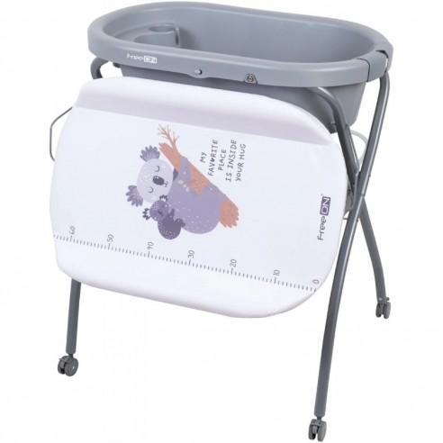 FreeOn Baby Bath with Stand and...