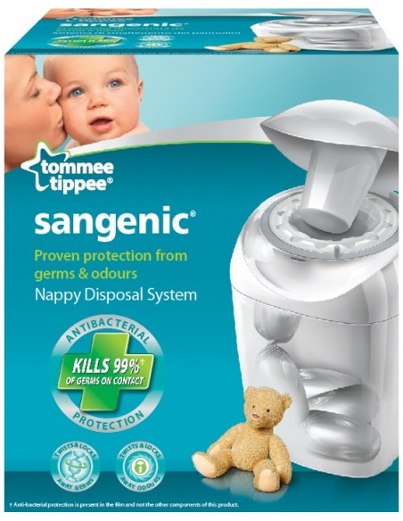 Tommee Tippee Sangenic κάδος πανιων