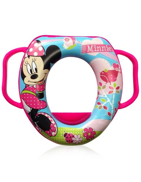 Disney Soft Toilet Trainer with handles