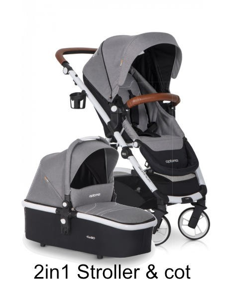 2in1 Systems - Stroller & Cot