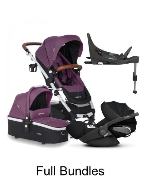 4in1 Systems - Full Stroller Sets